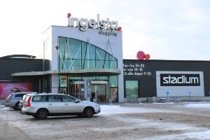Butik utsattes för rån på fredagen