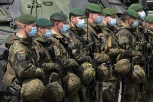 Tyskland söker sin roll i en ny värld