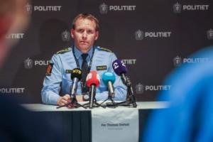 De flesta offren i Kongsberg dödades hemma