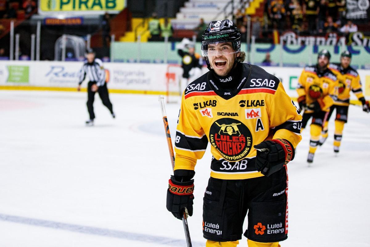 Fjärde raka segern för Luleå – nytt sent avgörande