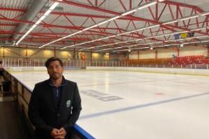 TV-puckens kvalspel avklarat - ESK Hockeys sportchef nöjd med arrangemanget