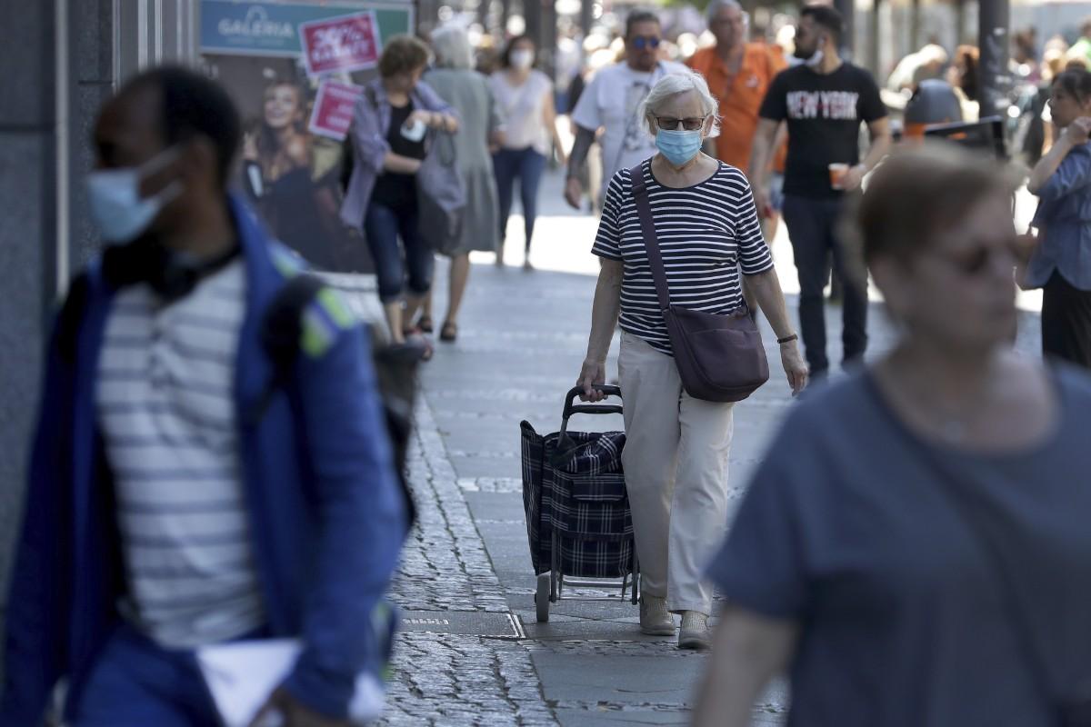 Högre tysk inflation än väntat