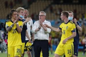 "Andersson: ""Skäms inte över resultatet"""