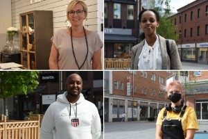 Fyra Luleåbor om Köpmantorget: Bortglömt • Dammigt • En plats för alla
