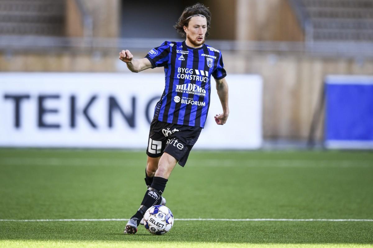 Björnström lämnar Sirius – klar för rysk klubb