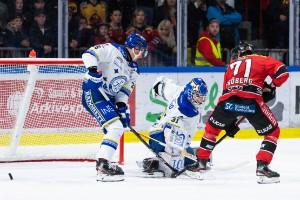 Följ Luleå Hockeys match mot Leksand här