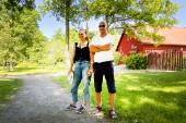 """Ödslig park och app som retar på Julita gård – turisten Bo: """"Många vänder nog"""""""
