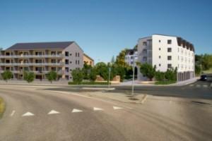 Planen färdig: Så kommer nya området i Torshälla att se ut