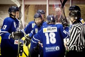 """Västerbottens killar till semifinal: """"Stark laginsats"""""""