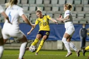 Sverige till EM efter Schoughs drömmål