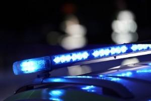 Skottlossning mot bil i Landskrona
