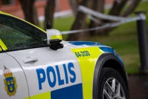 Misstänkt rån i Hultsfred – man slagen