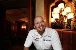Norsk OS-mästare död