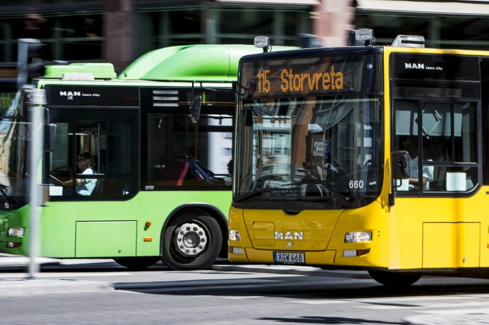 Overfulla Bussar I Uppsala Trots Nya Restriktionerna Upsala Nya Tidning