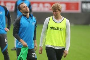 IFK-mittfältaren skadad igen på träningen