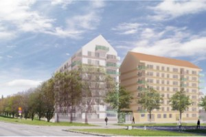 """Här kan det bli 200 nya lägenheter: """"Spännande område"""""""