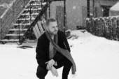 Linköpingsartisten Bläck hämtar inspiration från Kent