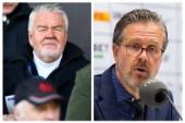 """IFK-bossen avslöjar: """"Var ytterst nära med Norling"""""""