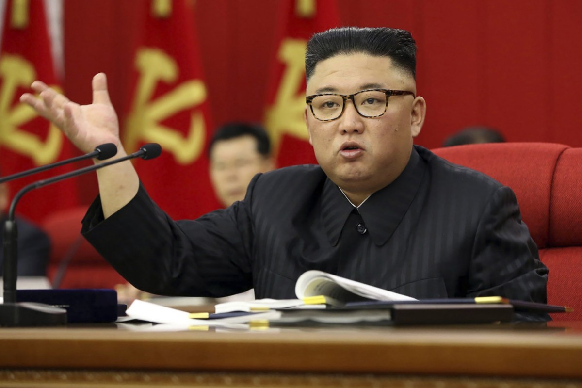 Nordkoreas diktator medger svår matsituation