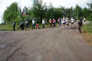 Monstertävlingen avgjord: Så gick det i Tornedalen Ultra Run över 102 kilometer