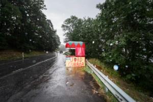 """Risk för översvämningar i Sörmland: """"Problem om de träffar fel"""""""