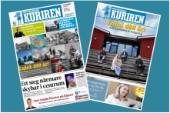 Upptäck Kurirens e-tidning – öppen för alla i dag