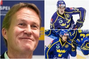 """Garpenlöv hyllar Lundkvist: """"Jag är jättenöjd med honom"""""""