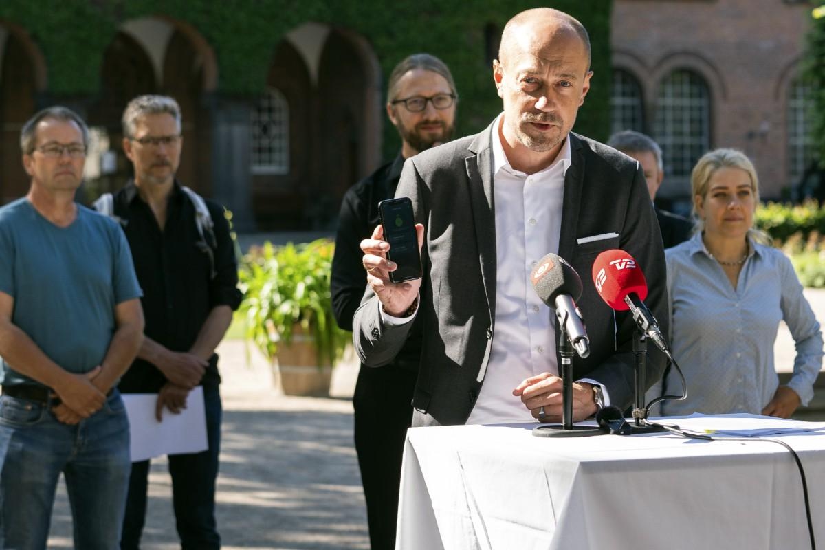 Danmark tros stoppa Janssenvaccin