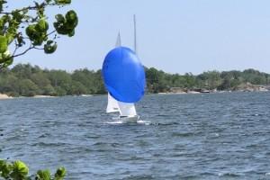 SM-seglingar på Lucernafjärden