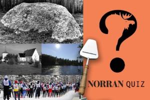 Norranquiz: Både högt och lågt i veckans frågesport