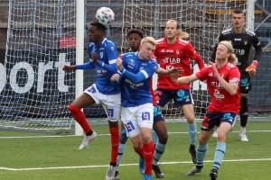 TV: ÅFF mötte topplaget borta – se matchen igen