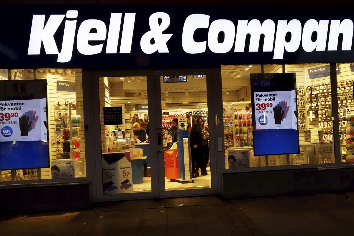 Kjell & Company till börsen i dag