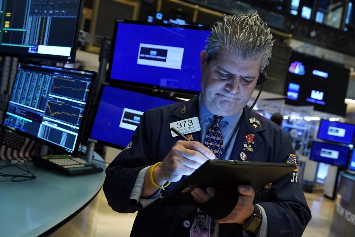 Stiltje på USA-börsen – trots starka siffror