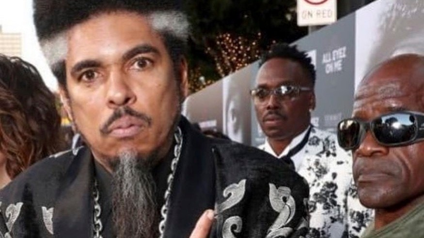 Rapparen Shock G är död