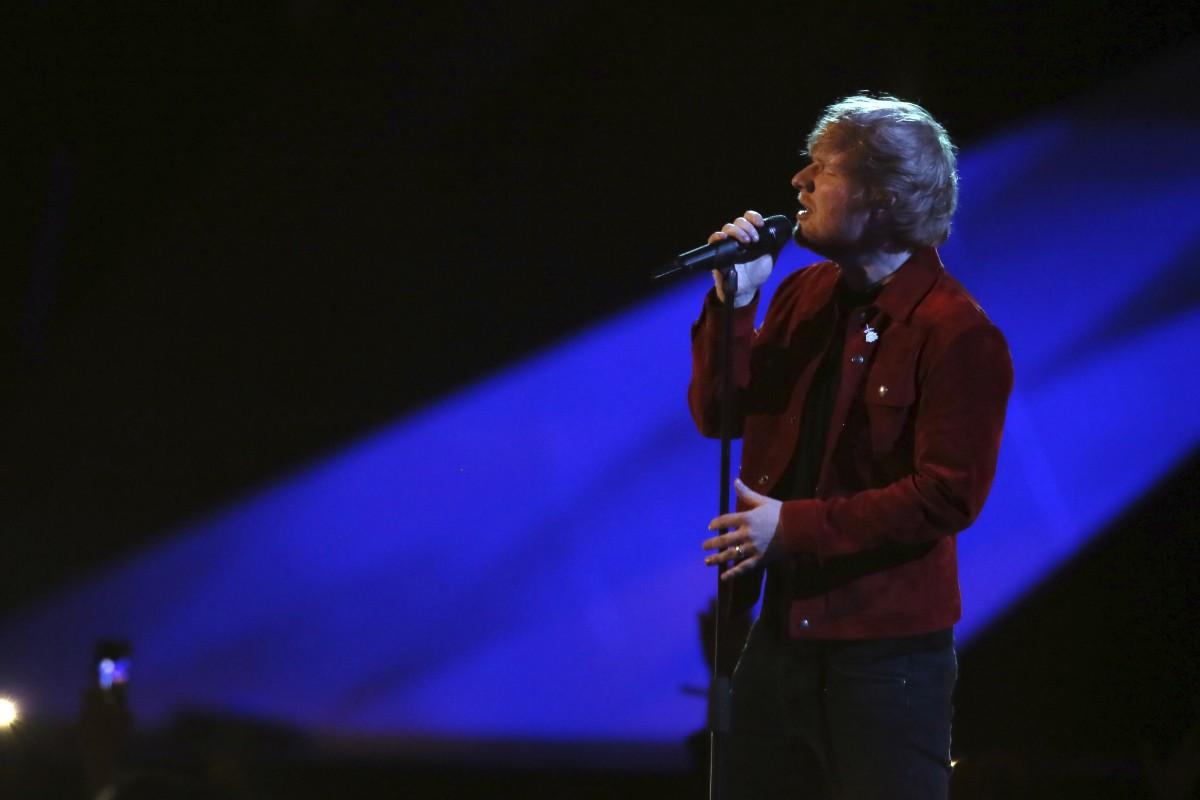 """Ed Sheeran besöker """"Idol"""" nästa vecka"""