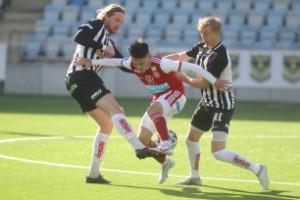 TV: Sylvia mötte Hudiksvall - se matchen igen