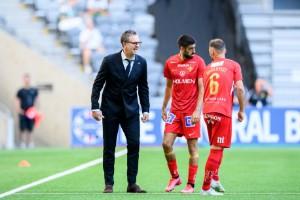 Norlings IFK-bygge på väg men inte framme än