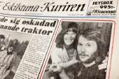 Ur arkivet: ABBA på hemmaplan 1975