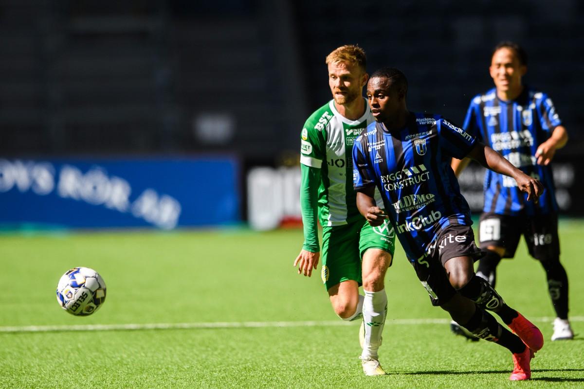 Uppgifter: Hammarbyspelare kan ersätta Björnström