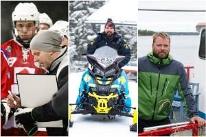 Polis och yrkesfiskare – nu även huvudtränare för Kalix Bandy • Seriepremiär på söndag