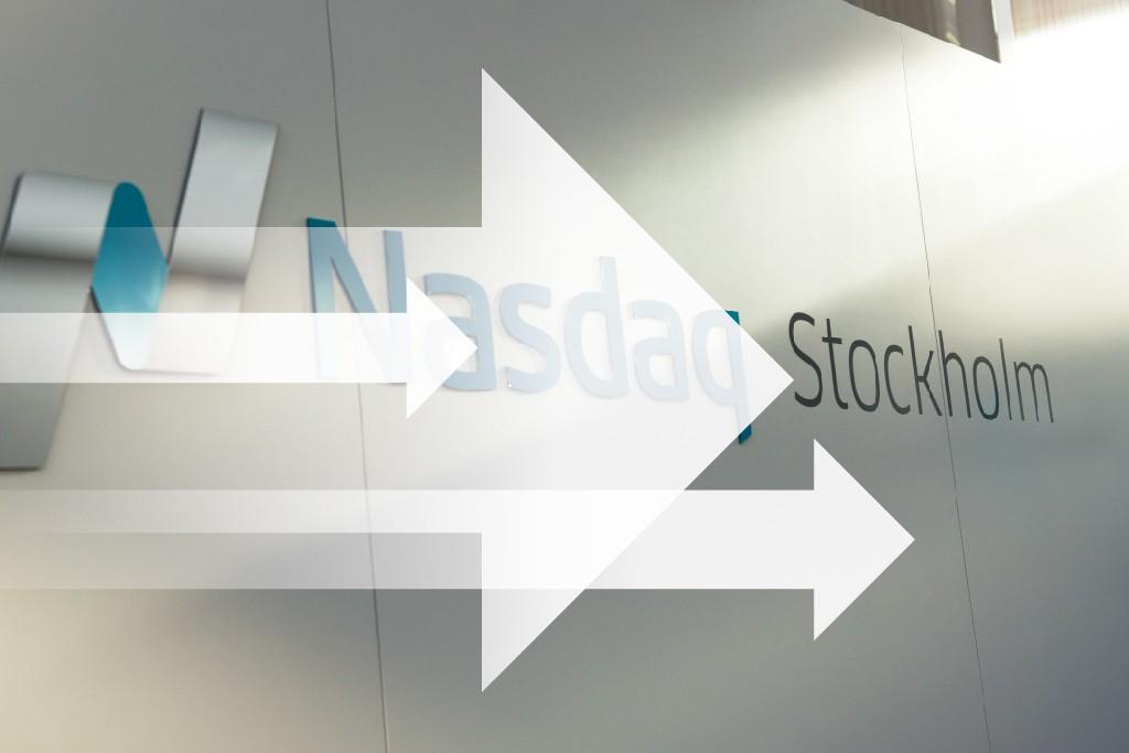Stilla öppning på börsen