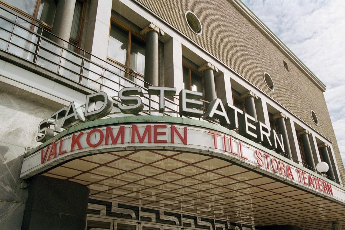 Då återinvigs Göteborgs stadsteater