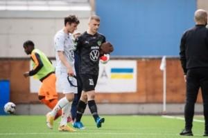 Utlånade IFK-målvakten debuterade med kort varsel