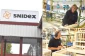 Snidex har ökat produktionen hela året – ett tiotal nya anställda och fler på väg in • Så ser framtidsplanerna ut