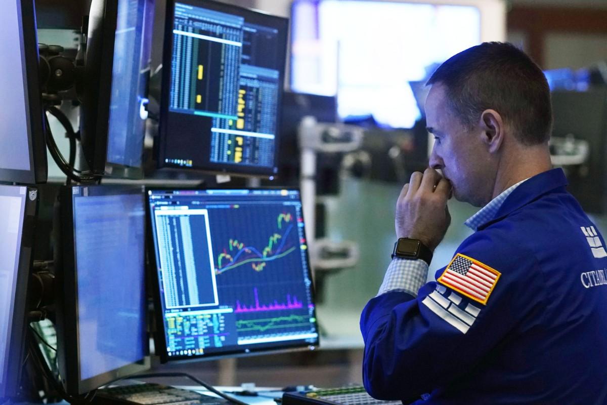 Blandad utveckling på Wall Street