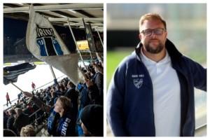"""IFK:s flaggprotest mot polisen: """"Har en negativ effekt"""""""