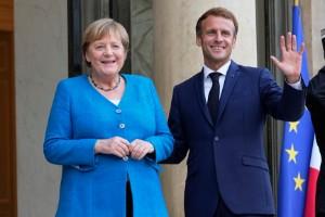 Merkel lämnar ett tomrum i Europa
