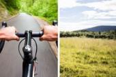 Cyklade i naturreservat – ska betala 18 000 kronor