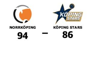 Segerraden förlängd för Norrköping - besegrade Köping Stars