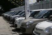 Tvärnit för europeisk bilförsäljning